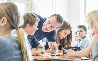 De 5 rollen van de leraar