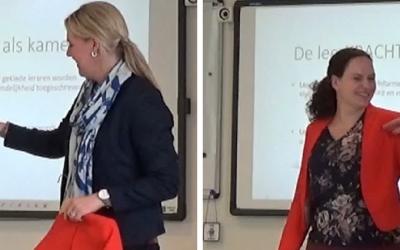 Workshop 'De zelfpresentatie van de leerkracht'
