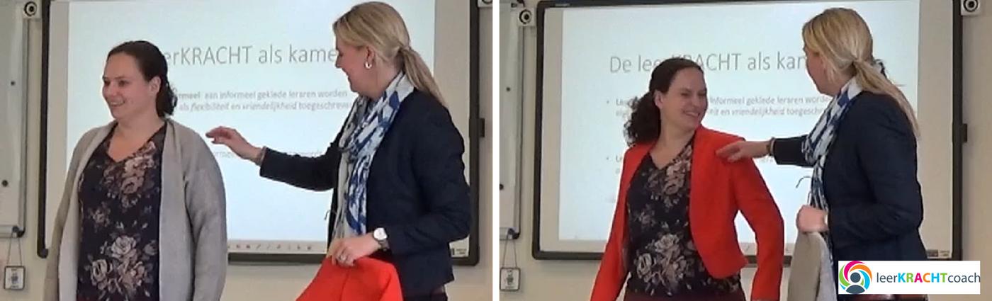 Workshop 'Lichaamstaal & Kleding voor de klas'