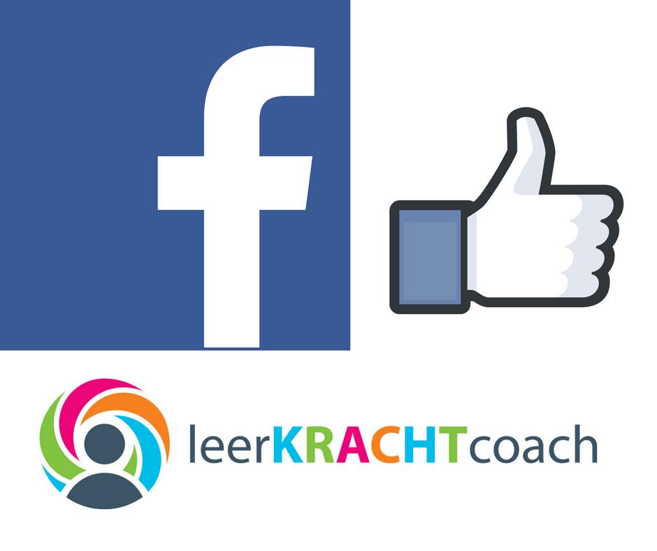 Volg LeerKRACHTcoach op Facebook