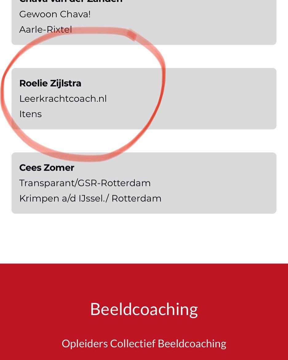 Register Beeldcoaching®
