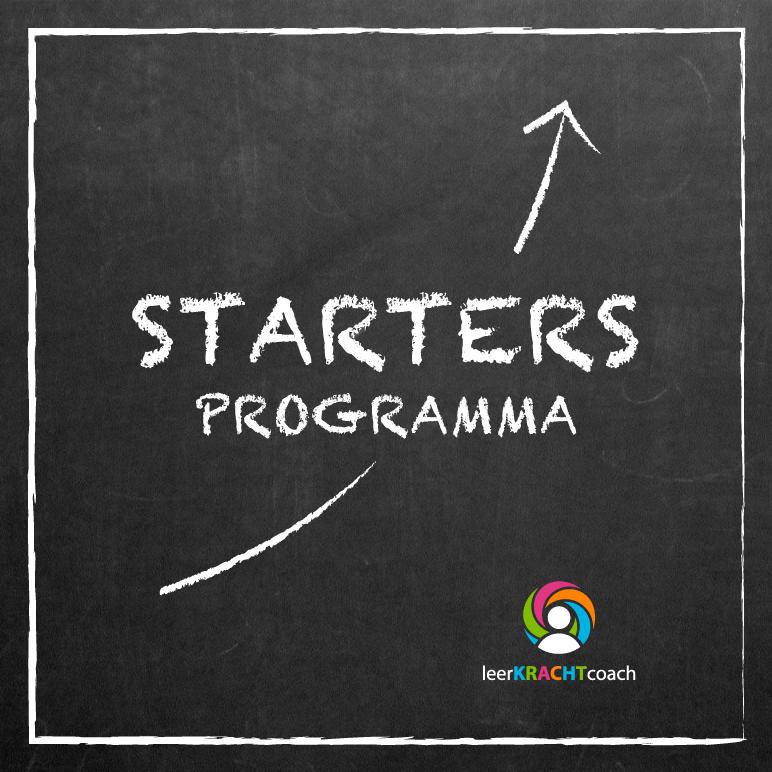 Startersprogramma LeerKRACHTcoach